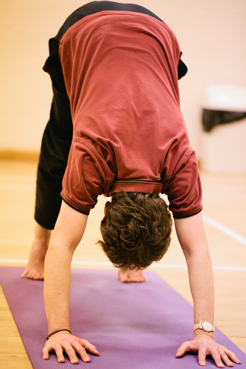 Yoga in the Workplace with Paul Beard